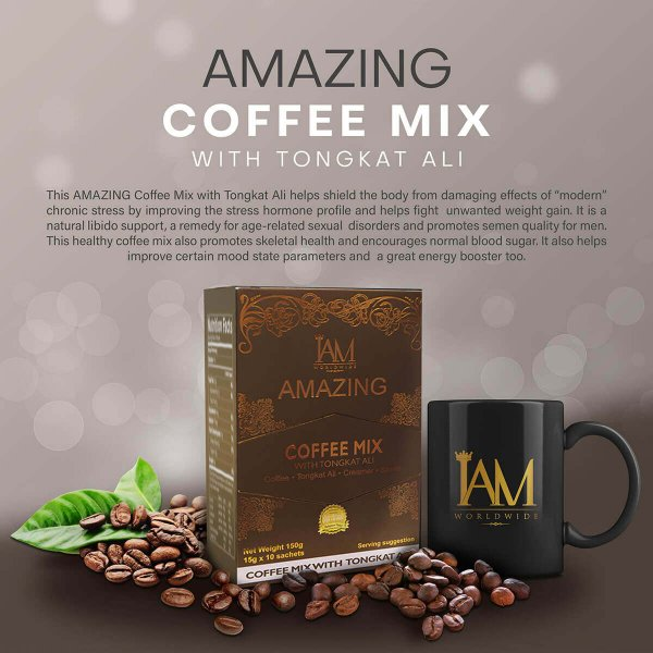 Amazing Coffee Mix with Tongkat ali featured img