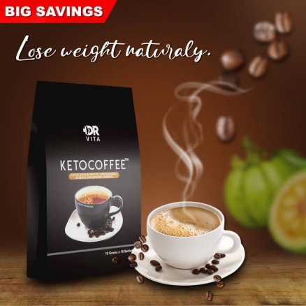 Dr vita keto coffee