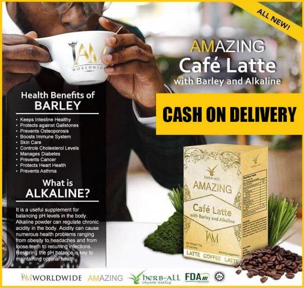 Amazing Cafe Latte Benefits
