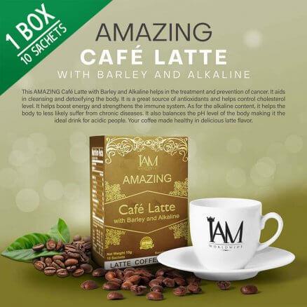 amazing cafe latte creative main