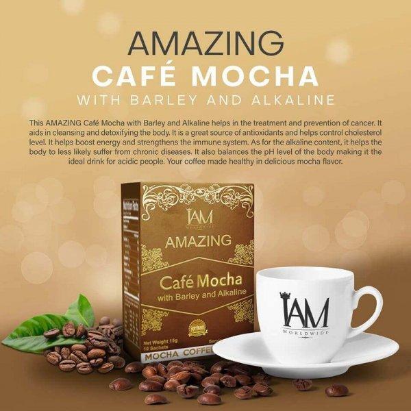 Amazing Cafe Mocha