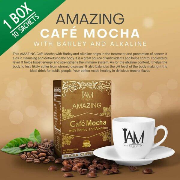 amazing cafe mocha creative main