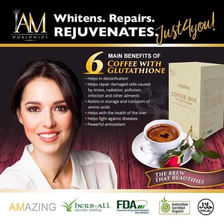 amazing coffee mix glutathione creative 2