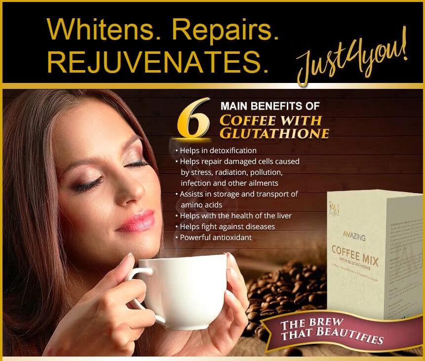 amazing coffee mix glutathione creative 3