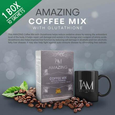 amazing coffee mix gluthathione creative main