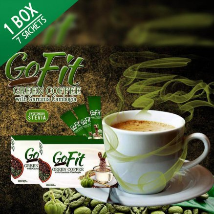 gofit green coffee main