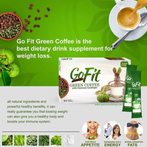 GoFit Green Coffee creative 1
