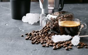 What is espresso coffee