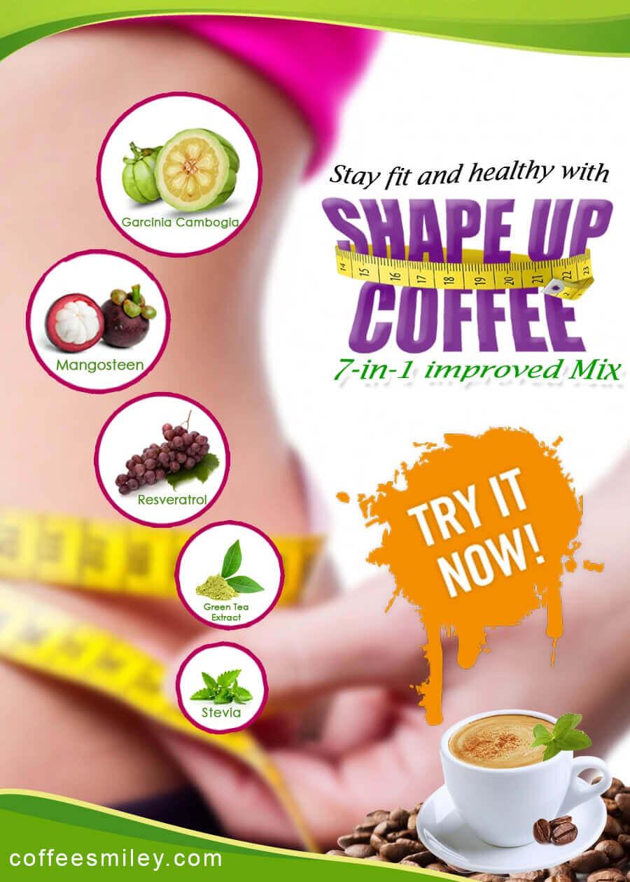 shape up coffee creative 4